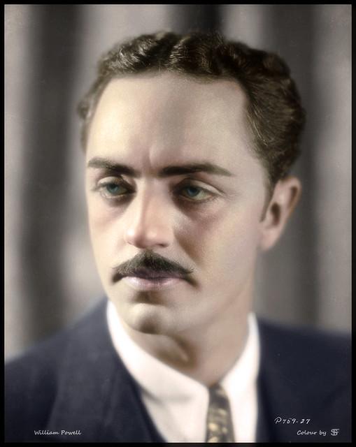 William Powell 1892 - 1984