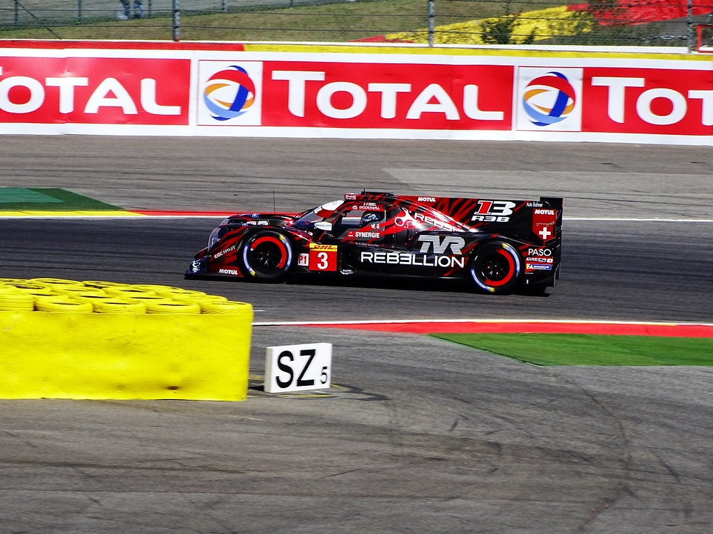 Rebellion r13 gibson lmp1 beche laurent menezes - Rebellion r13 ...