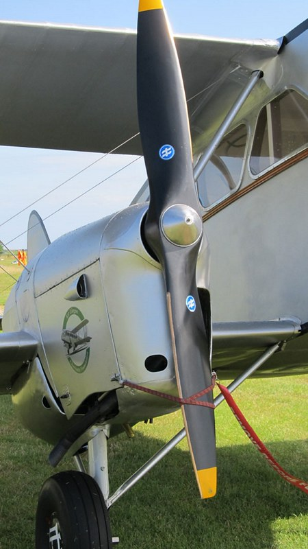 De Havilland DH-84 Dragão 6