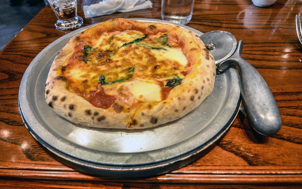 Margherita pizza Ristorante di Canaletto TDS