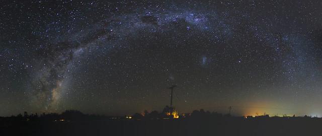 Wairarapa sky