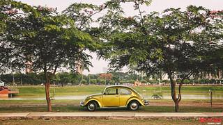 1967 Volkswagen Beetle, Bangladesh.