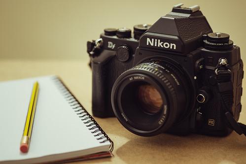 Nikon Df | by daniel bron