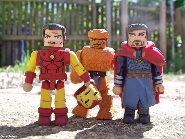 Marvels Men of Mystery