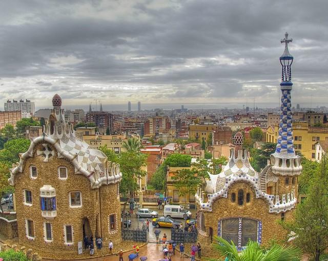 Parc Güell - Gaudí - Barcelona