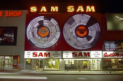 Sam the Record Man   by 24by36