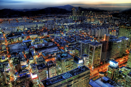 The Seoul of a Sunset | by Trey Ratcliff