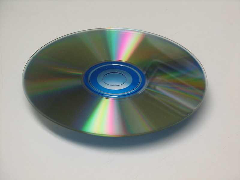 Floating CD