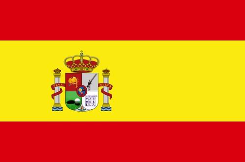 Bandera de España   by Aloriel