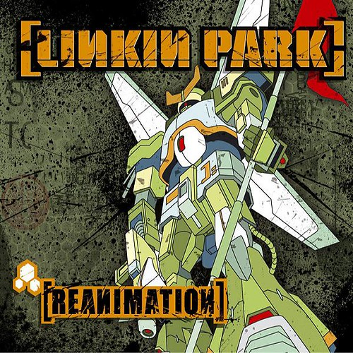Linkin Park Reanimation Album Cover Ilivecover Flickr